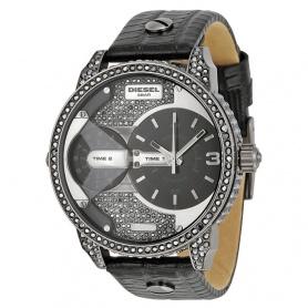 Diesel Armbanduhr Modell Miny Daddy Swarovski-DZ7328
