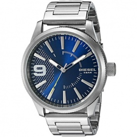 Diesel Man watch Rasp blu-DZ1763