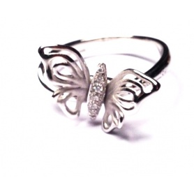 Anello Farfalle - GAN1353W
