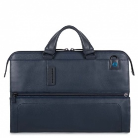 Piquadro laptop Briefcase folder Pulse-CA4025P157BLU3