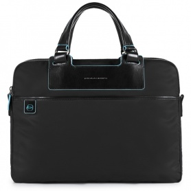 Piquadro Briefcase with two handles with front pocket Celion-CA3133CE/N