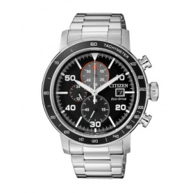 Citizen men Eco Drive solar watch Crono0640-CA0641-83E