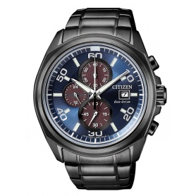 Citizen Eco Drive men Crono0630 Sundial-CA0635-86L