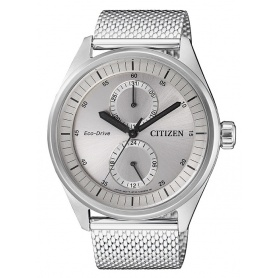 Men's Citizen Eco Drive dial Metropolitan-BU3011-35