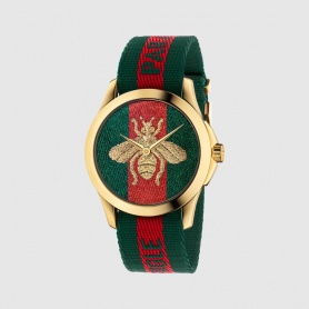 Gucci watch Le Marché Des Merveilles with bee-YA126487