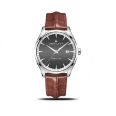 Hamilton Watch Jazzmaster Gent Quartz anthracite-H32451581