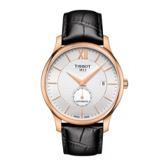 Tissot watch Tradition Small Second Automatic Rosé-T0634283603800
