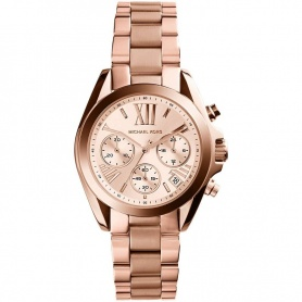 Michael Kors Womens Bradshaw plated-MK5799