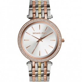 Michael Kors watch woman give Us three gold plating-MK3203