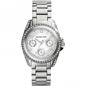 Michael Kors Womens Mini Blair with swarovski-MK5612