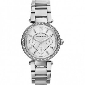 Watch Michael Kors Parker with pave ring-MK5615