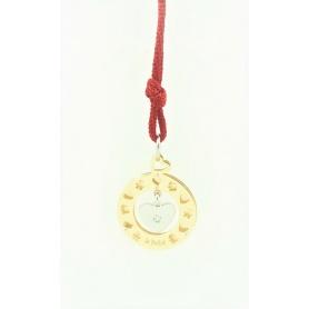 Die Halskette Baby zum Muttertag-Mutter-zu-sein fair LBBCDM17