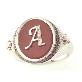 (A) gold ring 750 ‰-AB13346A