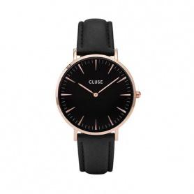 CLUSE orologio Solo Tempo La Boheme nero - CLUCL18001