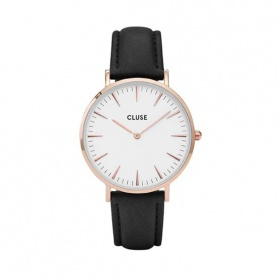 CLUSE orologio Solo Tempo La Boheme bianco - CLUCL18008