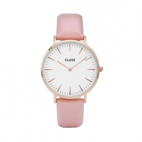CLUSE orologio Solo Tempo Donna La Boheme rosa - CLUCL18014
