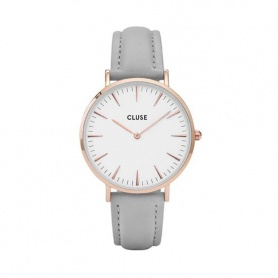 CLUSE orologio Solo Tempo Donna La Boheme grigio - CLUCL18015