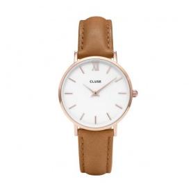 CLUSE orologio Solo Tempo Donna Minuit senape - CLUCL30021