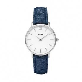 CLUSE orologio Solo Tempo Donna Minuit jeans - CLUCL30030