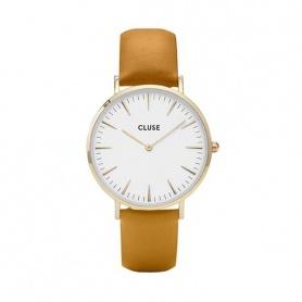 CLUSE orologio Solo Tempo Donna La Boheme ocra - CLUCL18419