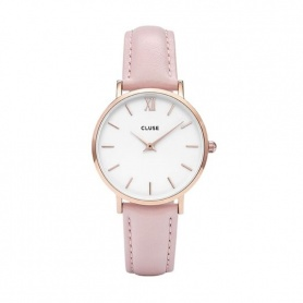 CLUSE orologio Solo Tempo Donna Minuit cipria - CLUCL30001
