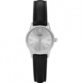 CLUSE orologio quarzo unisex  La Vedette pelle silver- CLUCL50014