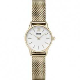 CLUSE orologio La Vedette rosè maglia milanese - CLUCL50007
