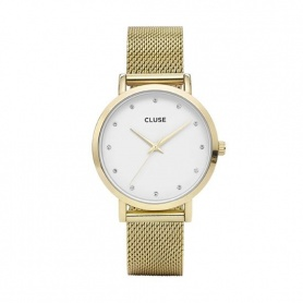 CLUSE watches women Pavane swarovski gold-CLUCL18302