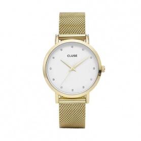 CLUSES Uhren Frauen Pavane Swarovski Gold-CLUCL18302