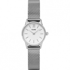 White mesh-CLUCL50005 Woman Vedette CLUSE