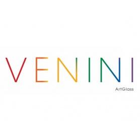 Mint Grün-Durchschnitt 700.02 Taschentuch Vase Venini VM