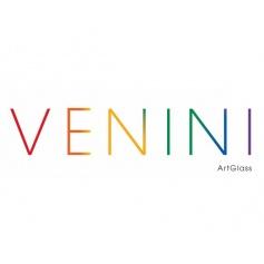 Mint green-average 700.02 Handkerchief vase Venini VM