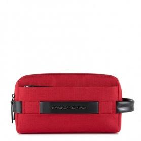 Piquadro Move2 red-line PY3880M2/BLAZER toiletry bag