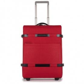 Cabin size trolley slim Piquadro MOVE2 red-BV3877M2/BLAZER