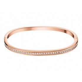 Bracciale Calvin Klein donna rosè Hook Bangle - KJ06PD14010S