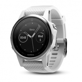 Orologio Garmin Fenix 5S GPS Smartwatch Premium Edition bianco