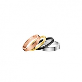 Set 4 anelli Calvin Klein donna Gorgeous - KJ7GPR400107