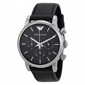 Orologio uomo cronografo Armani pelle Classic- AR1733