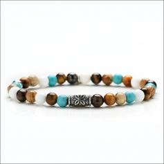 Multicolor Elastic Woman Tassel Bracelet - HAVANA