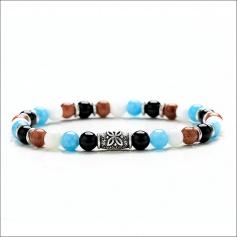 Women's Tassel Bracelet Multicolor Elastic Woman - NADIR