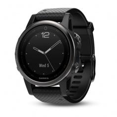 Garmin Fenix 5S GPS Watch Smartwatch Premium Edition Sapphire
