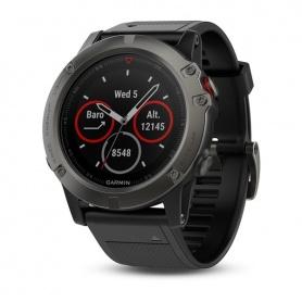 Orologio Garmin Fenix 5X grande GPS Smartwatch Premium Edition Sapphire