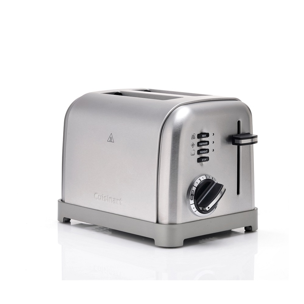 Cuisinart stainless steel electric toaster