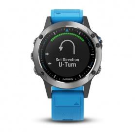 Orologio Garmin Quatix5 lo Smartwatch GPS per la nautica - blu