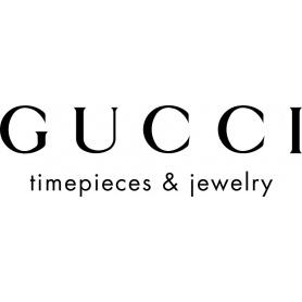 Anello Gucci Angry Forest con testa di Lupo in argento - YBC476900001022