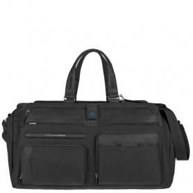 Duffle bag with hanger-BV2962SI/N