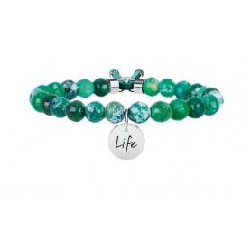 Bracciale Kidult donna Agata Verde Life - 231530