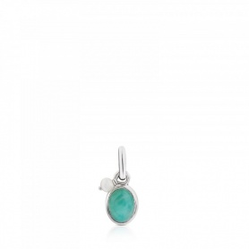 Silver and Amazonian Tous Pendant - 712314630