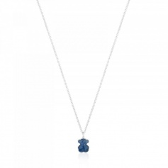 Tous New Color Necklace with Dumortierite Teddy Bear - 615434530
