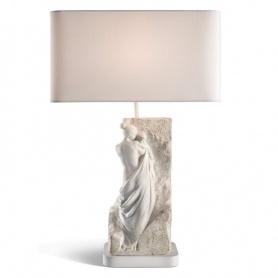 Porzellan Mutterschaftslampe Lladrò Lampe - 01023008